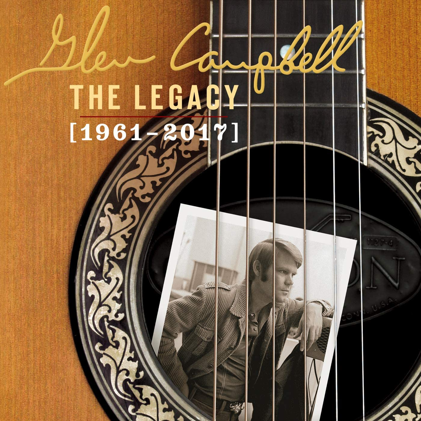Campbell, Glenn/The Legacy: 1961-2017 (4CD Set) [CD]