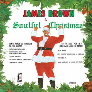 Brown, James/A Soulful Christmas [LP]