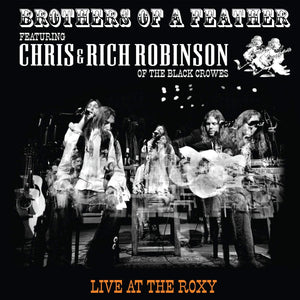Robinson, Chris & Rich/Brothers Of A Feather: Live At The Roxy (2LP) [LP]