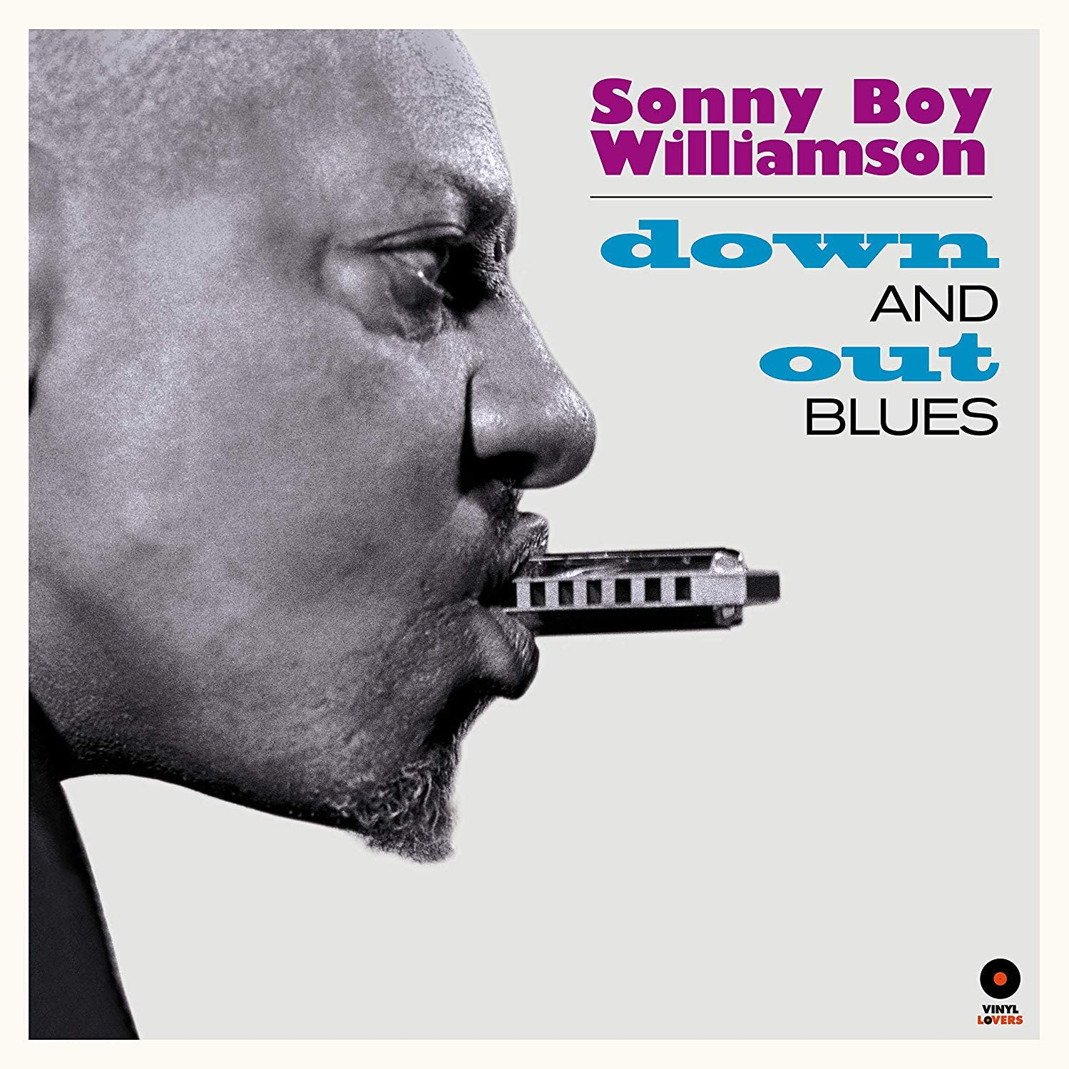 Williamson, Sonny Boy/Down & Out Blues [LP]
