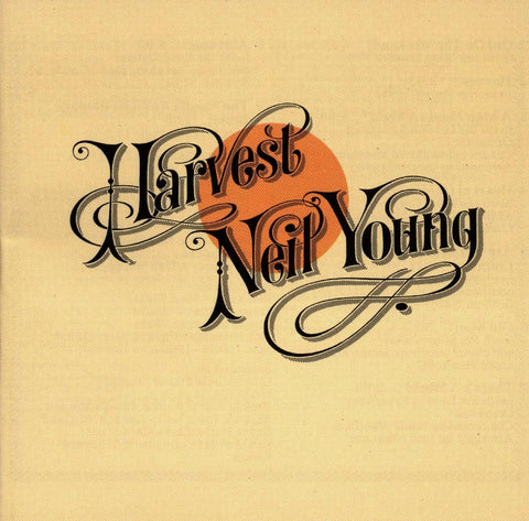 Young, Neil/Harvest [CD]