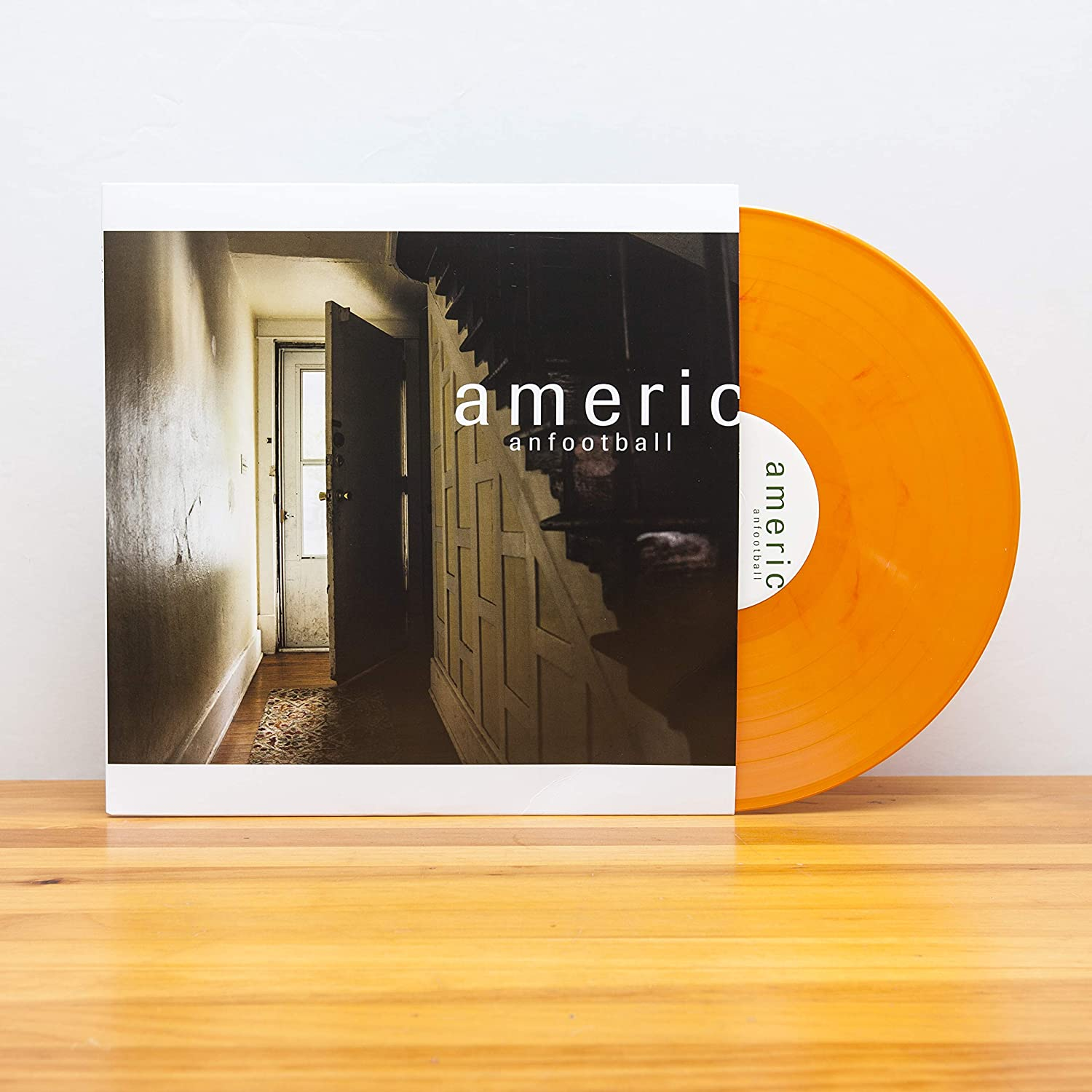 American Football/LP2 (Orange Vinyl) [LP]