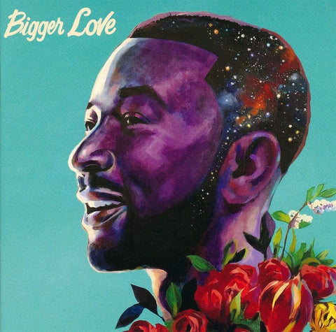 Legend, John/Bigger Love [CD]