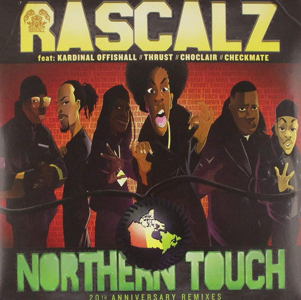 "Rascalz/Northern Touch Remix Collection [12""EP]"