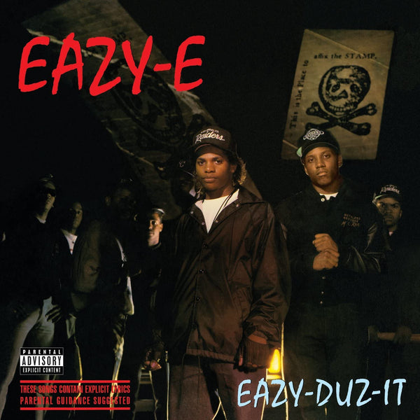 Eazy-E/Eazy-Duz It [CD]