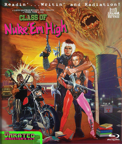 Class Of Nuke Em High [DVD]