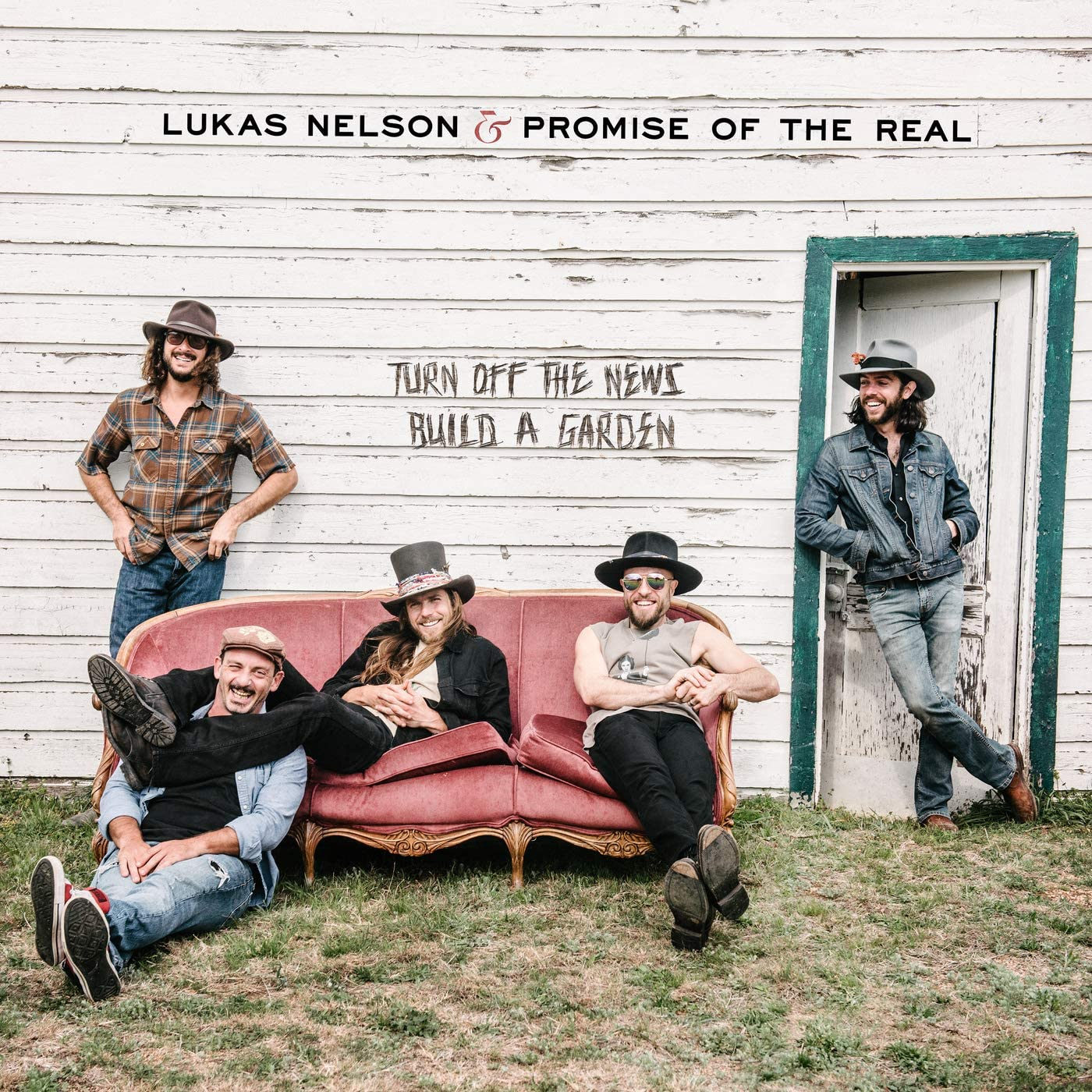Nelson, Lukas And Promise of the Real/Turn Off the News [LP]