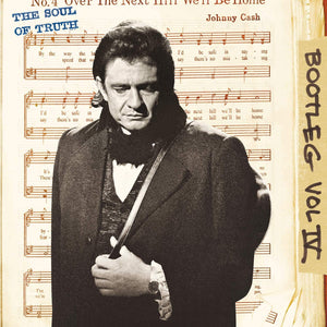 Cash, Johnny/Bootleg 4: The Soul Of Truth (Coloured Vinyl) (3LP) [LP]