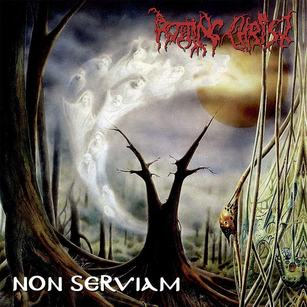 Rotting Christ/Non Serviam [CD]