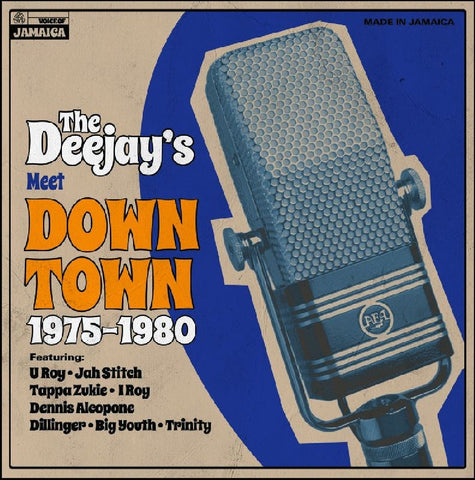 Deejays, The/Meet Downtown - 1975-1980 [LP]