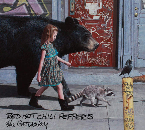 Red Hot Chili Peppers/The Getaway [CD]