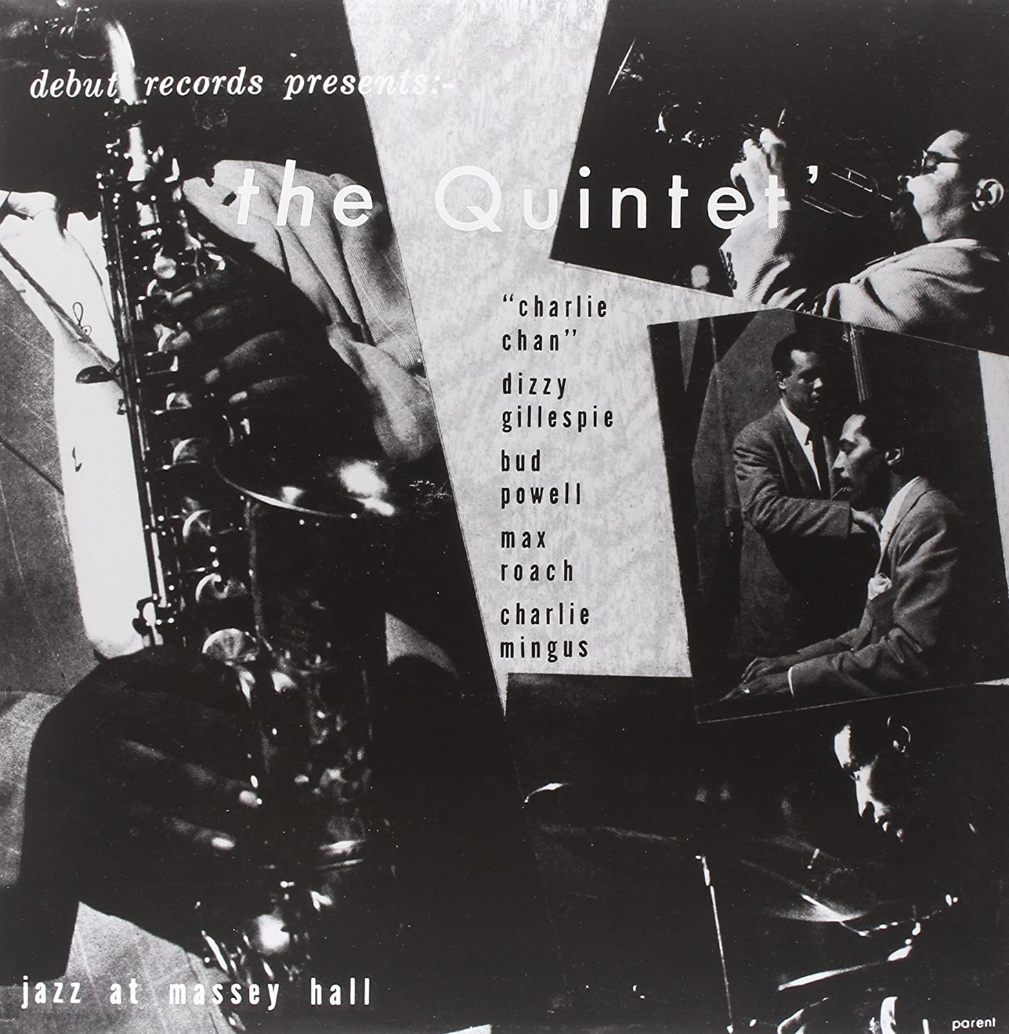 Quintet, The/Live At Massey Hall [LP]