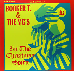 Booker T. & The MGs/In the Christmas Spirit [LP]