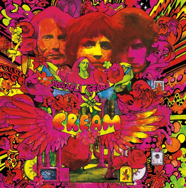 Cream/Disraeli Gears [CD]