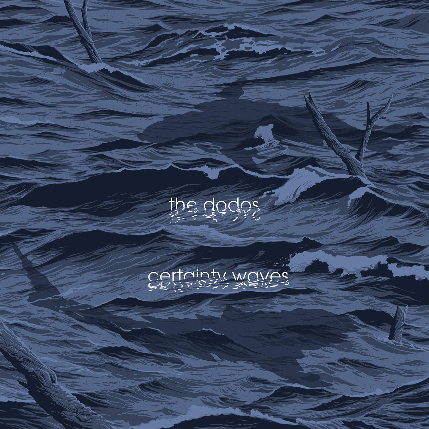 Dodos, The/Certainty Waves (Coloured) [LP]