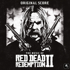 Soundtrack/The Music of Red Dead Redemption 2 (Clear Vinyl) [LP]