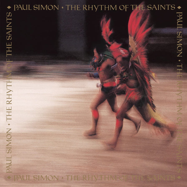 Simon, Paul/The Rhythm of the Saints [LP]