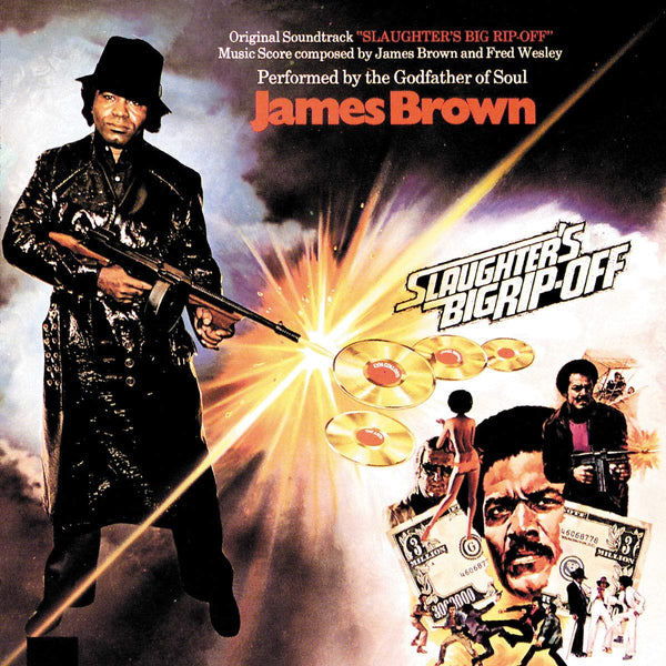 Brown, James/Slaughter's Big Rip Off [LP]