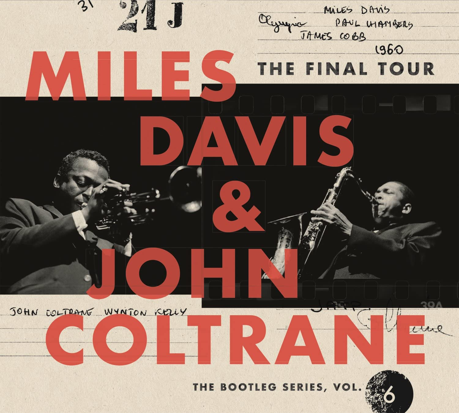 Davis, Miles & Coltrane, John/The Final Tour - Copenhagen, March 24, 1960 [CD]