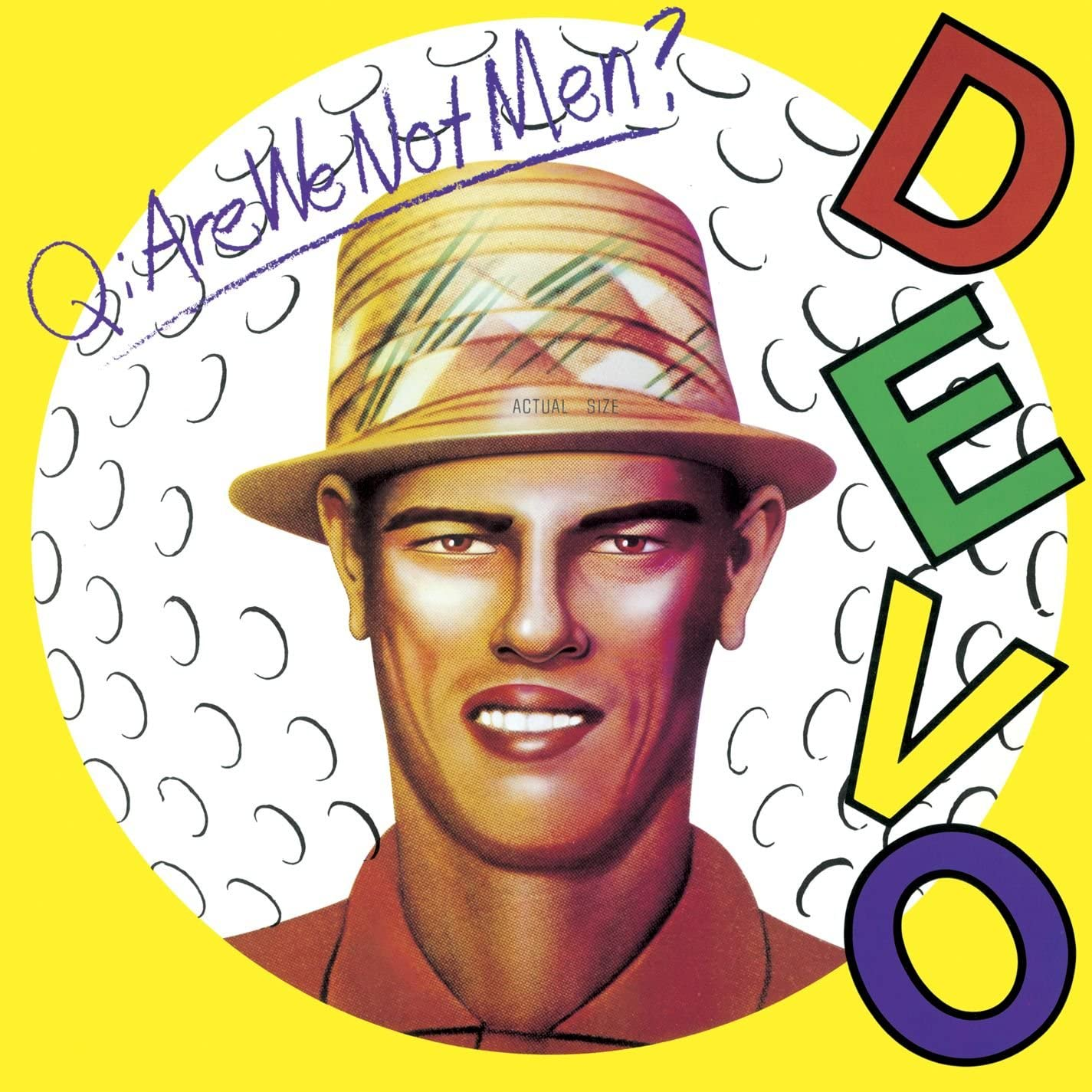 Devo/Q: Are We Not Men? A: We Are Devo! (Colour Vinyl) [LP]