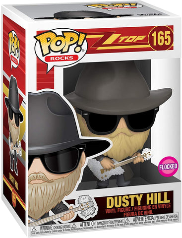 Pop! Vinyl/ZZ Top - Dusty Hill [Toy]