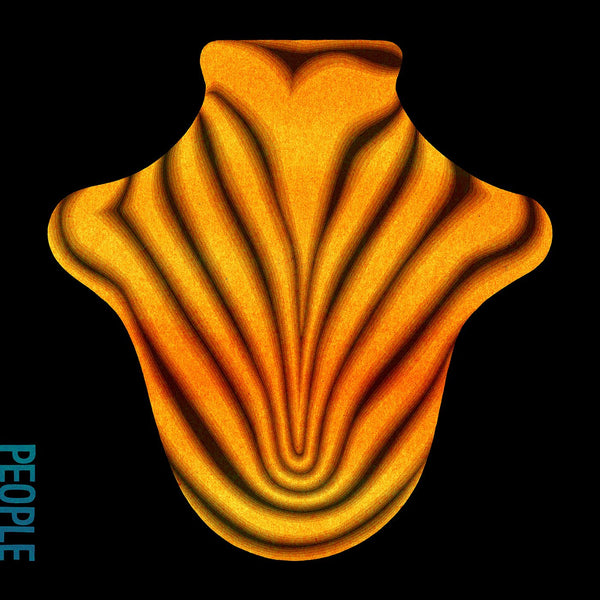 Big Red Machine/People [LP]