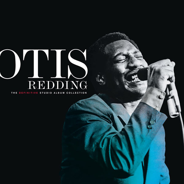 Redding, Otis/The Definitive Studio Album Collection (7LP Mono Box) [LP]