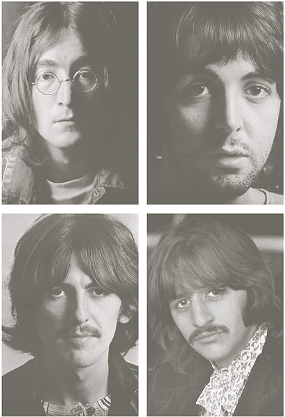 Beatles, The/White Album  (50th Ann. 6CD/Bluray) [CD]