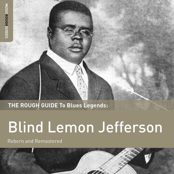 Jefferson, Blind Lemon/Rough Guide To [LP]