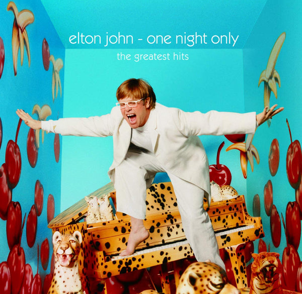 John, Elton/The Greatest Hits ? Live [LP]