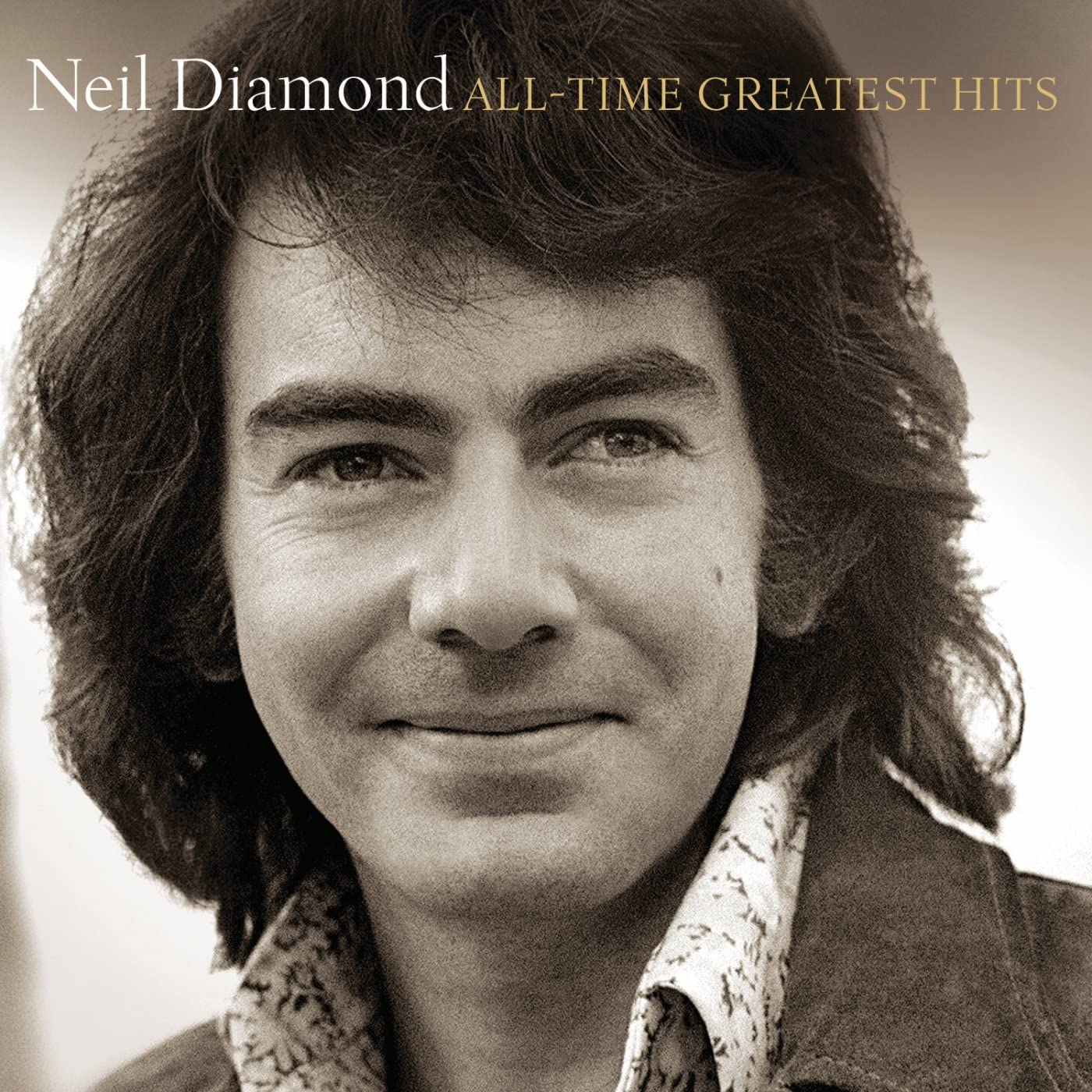 Diamond, Neil/All-Time Greatest Hits [CD]