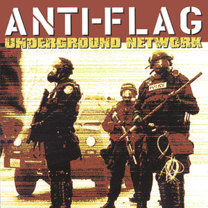 Anti-Flag/Underground Network [LP]