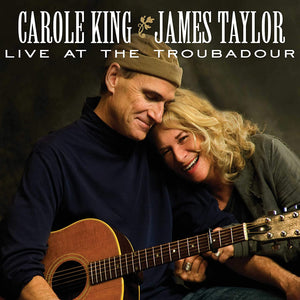 King, Carole & James Taylor/Live at the Troubadour (CD+DVD)