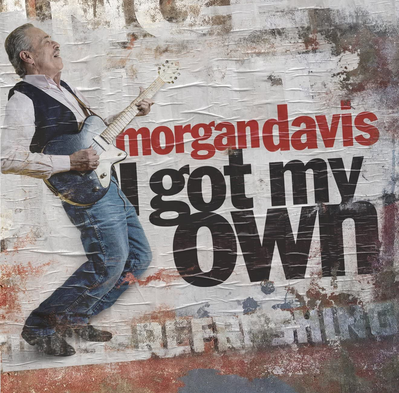 Davis, Morgan/I Got My Own [CD]