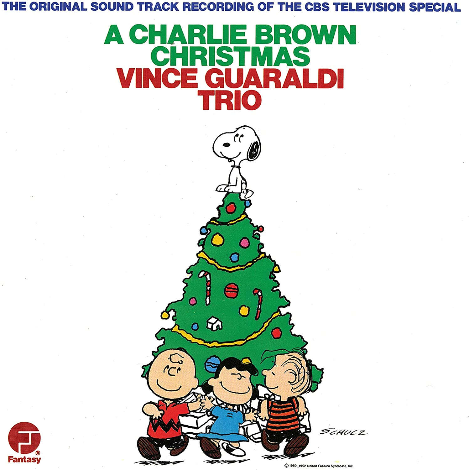 Guaraldi, Vince/A Charlie Brown Christmas (Green Vinyl) [LP]