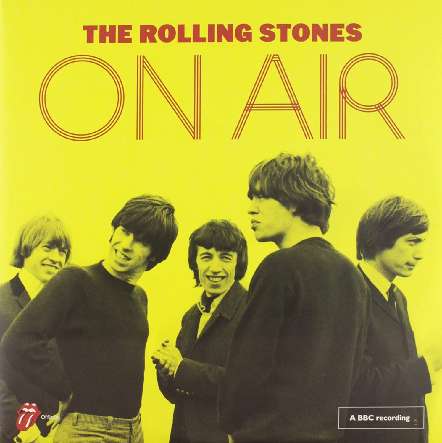 Rolling Stones/On Air - Live At The BBC (2LP) [LP]