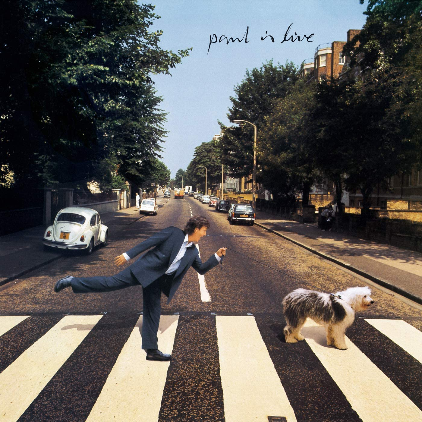 McCartney, Paul/Paul Is Live [CD]