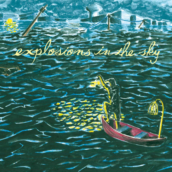 Explosions In The Sky/All of a Sudden [LP]
