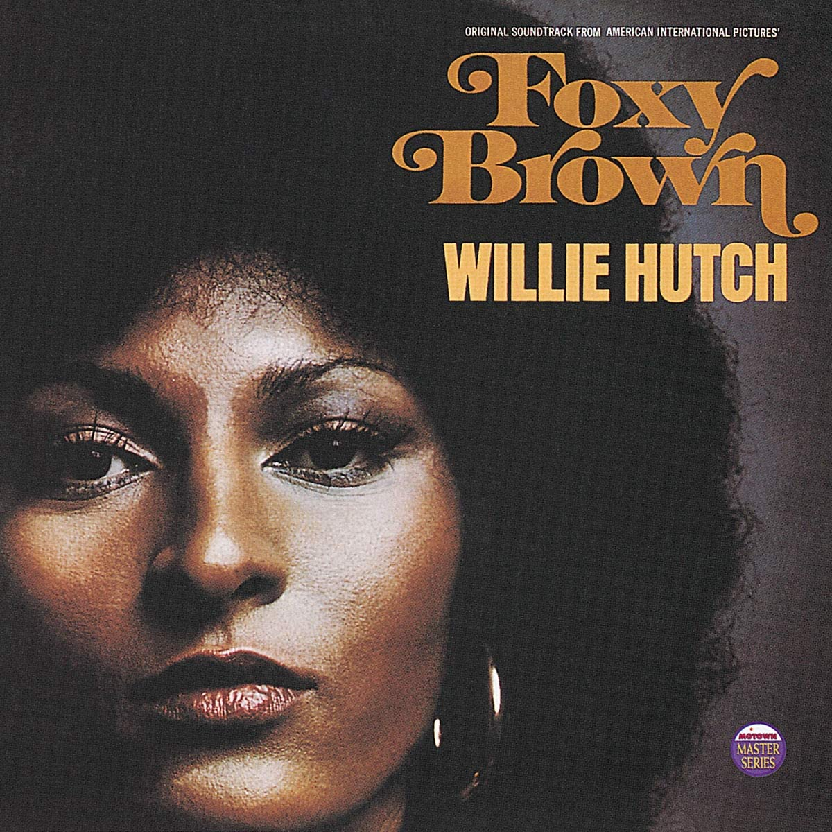 Soundtrack/Foxy Brown - Willie Hutch [LP]