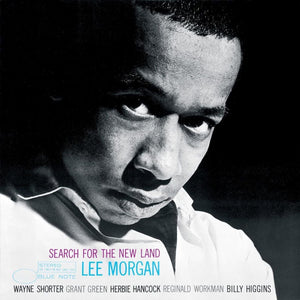 Morgan, Lee/Search For the New Land [LP]
