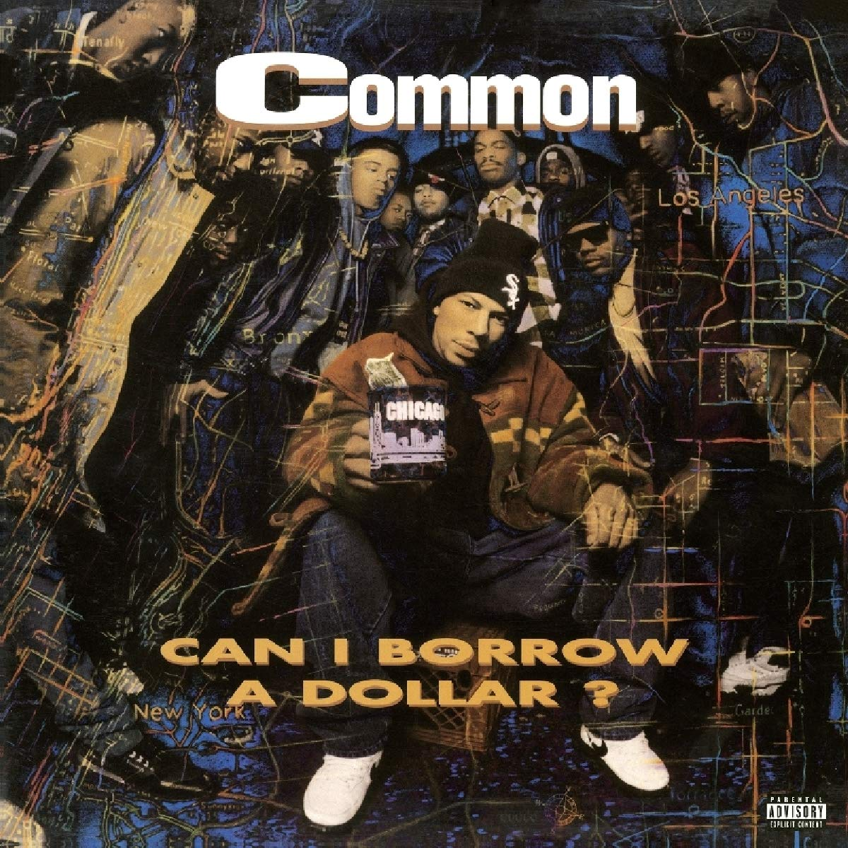 Common/Can I Borrow A Dollar (MOV) [LP]