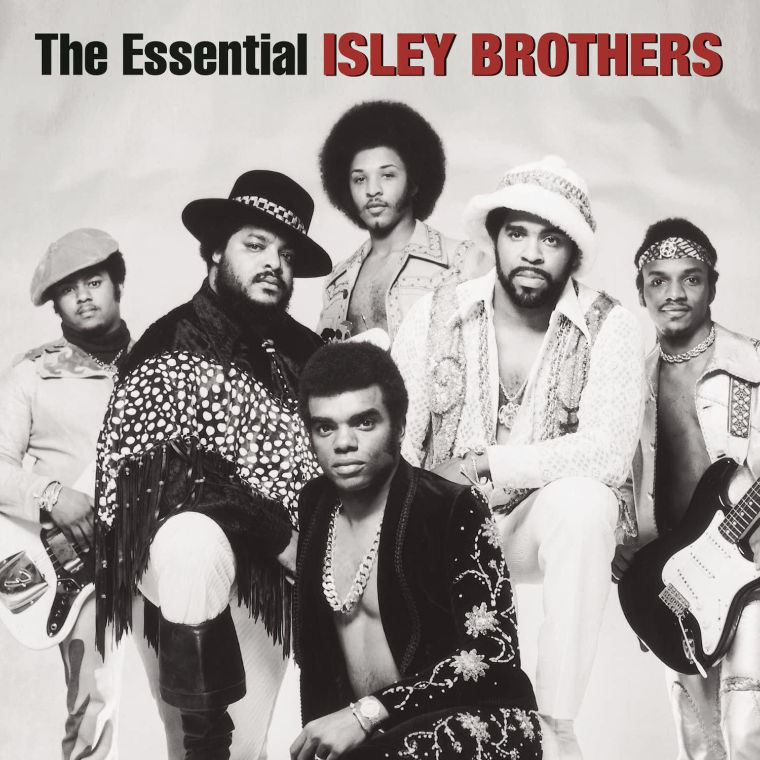 Isley Brothers/Essential Isley Brothers (2CD) [CD]