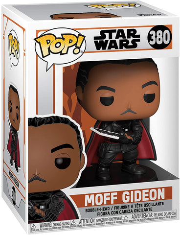 Pop! Vinyl/The Mandalorian - Moff Gideon [Toy]