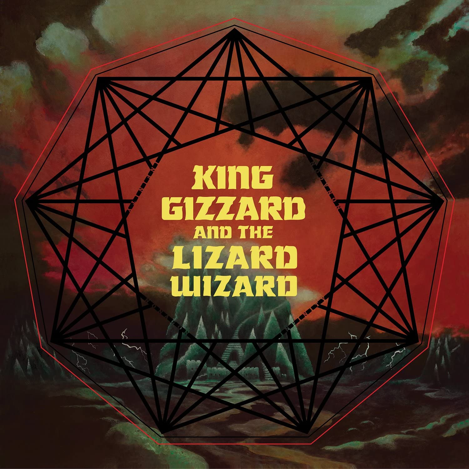 King Gizzard & The Lizard Wizard/Nonagon Infinity [CD]