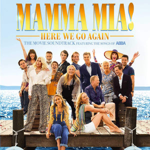 Soundtrack/Mamma Mia - Here We Go Again [LP]