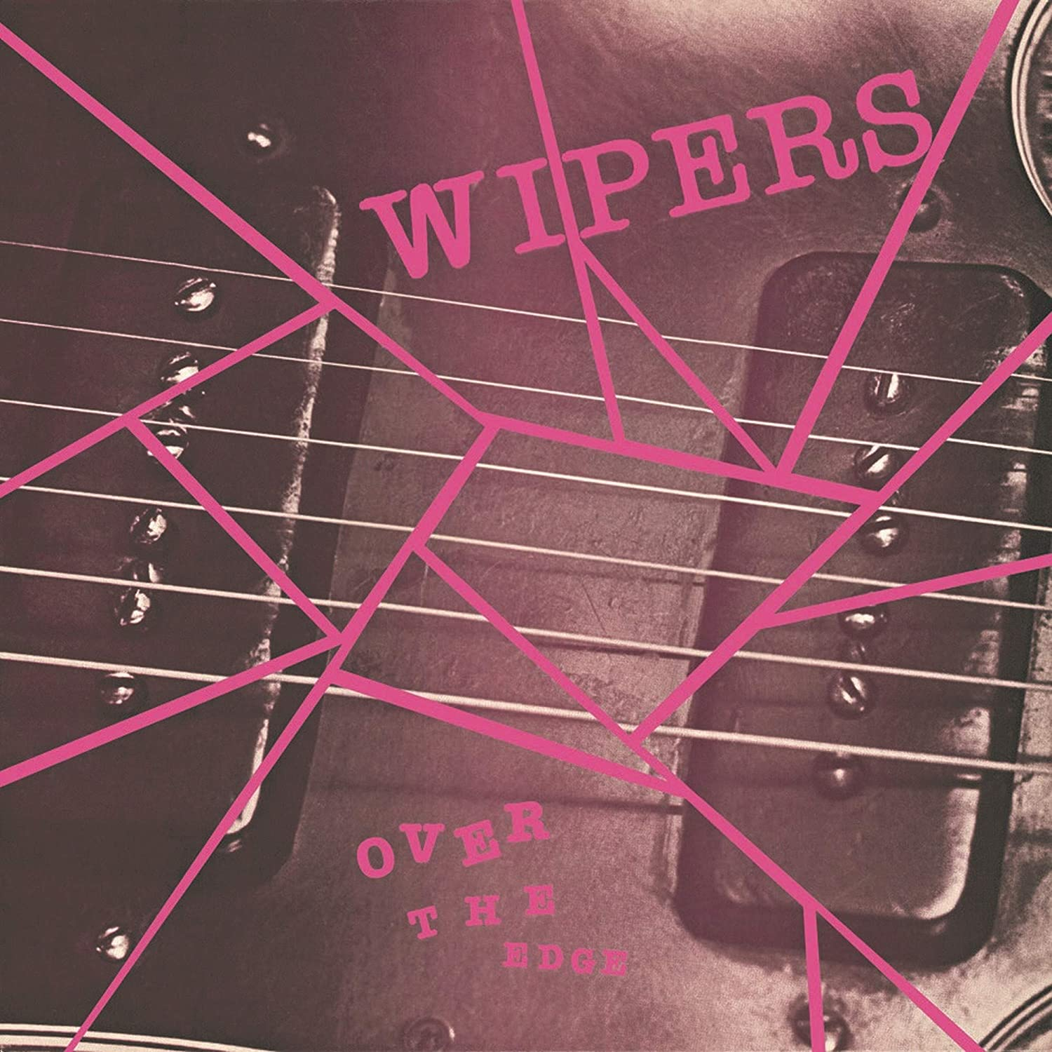 Wipers, The/Over The Edge [LP]