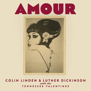Linden, Colin & Dickinson, Luther/Amour [CD]