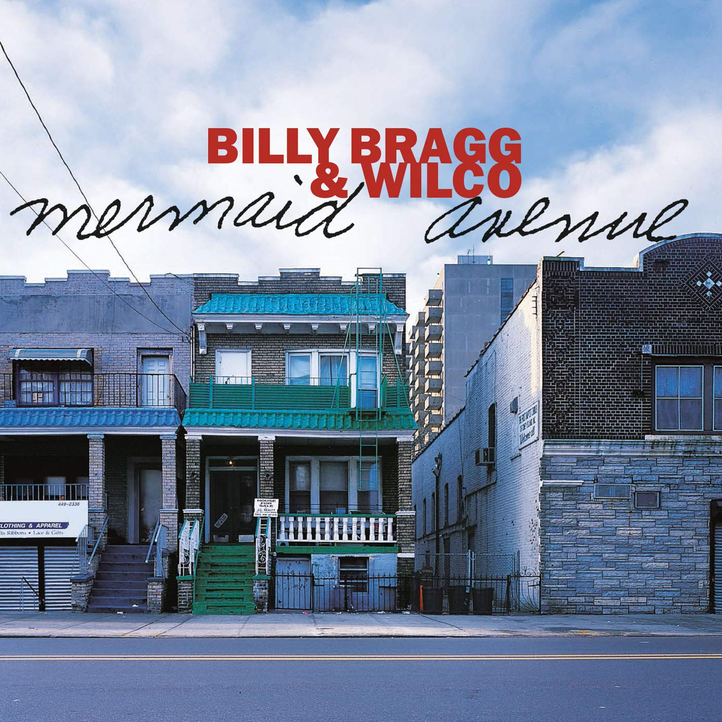 Bragg, Billy & Wilco/Mermaid Avenue (2LP) [LP]