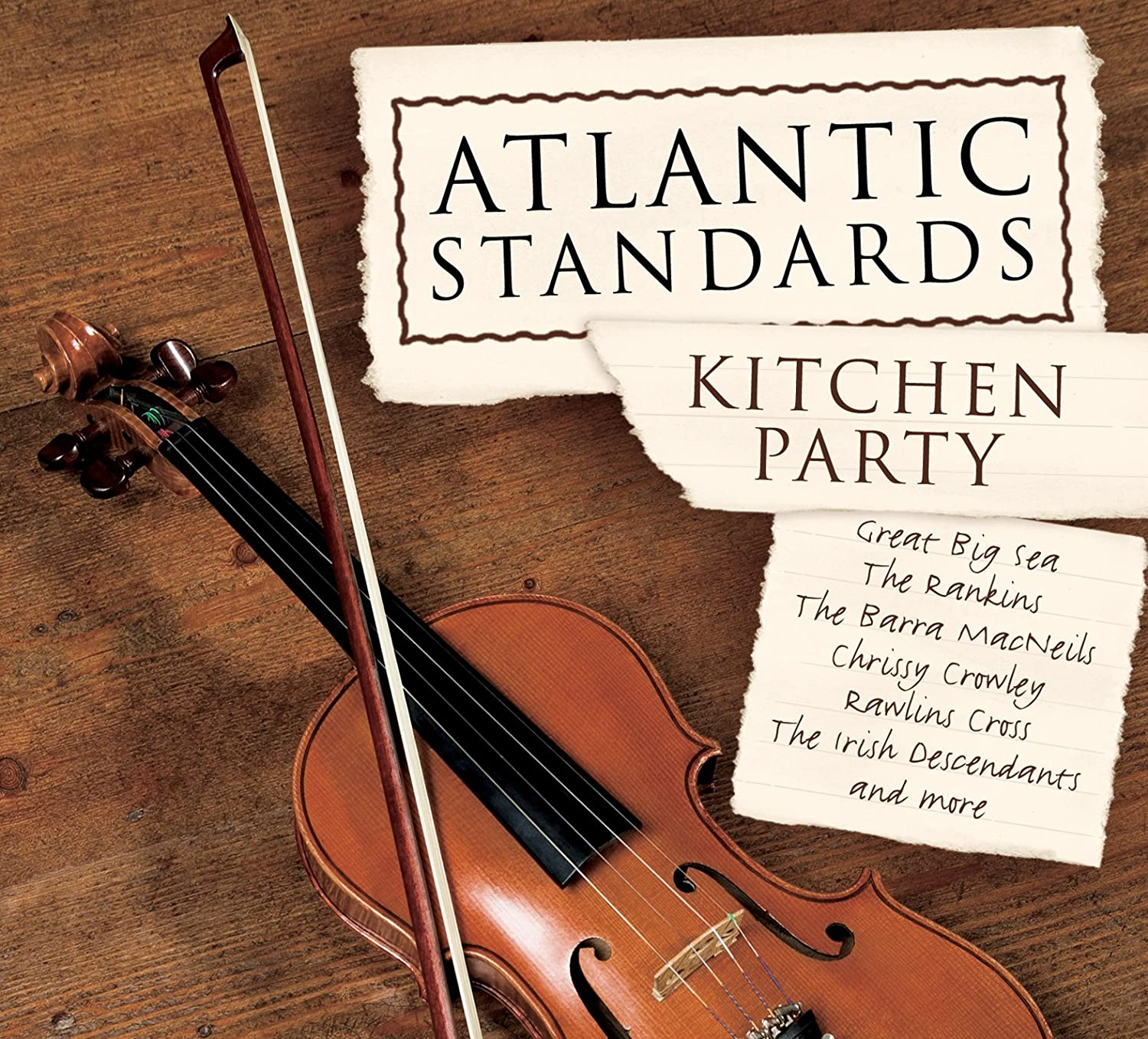 Various Artists/Atlantic Standards: Kitchen Party [CD]