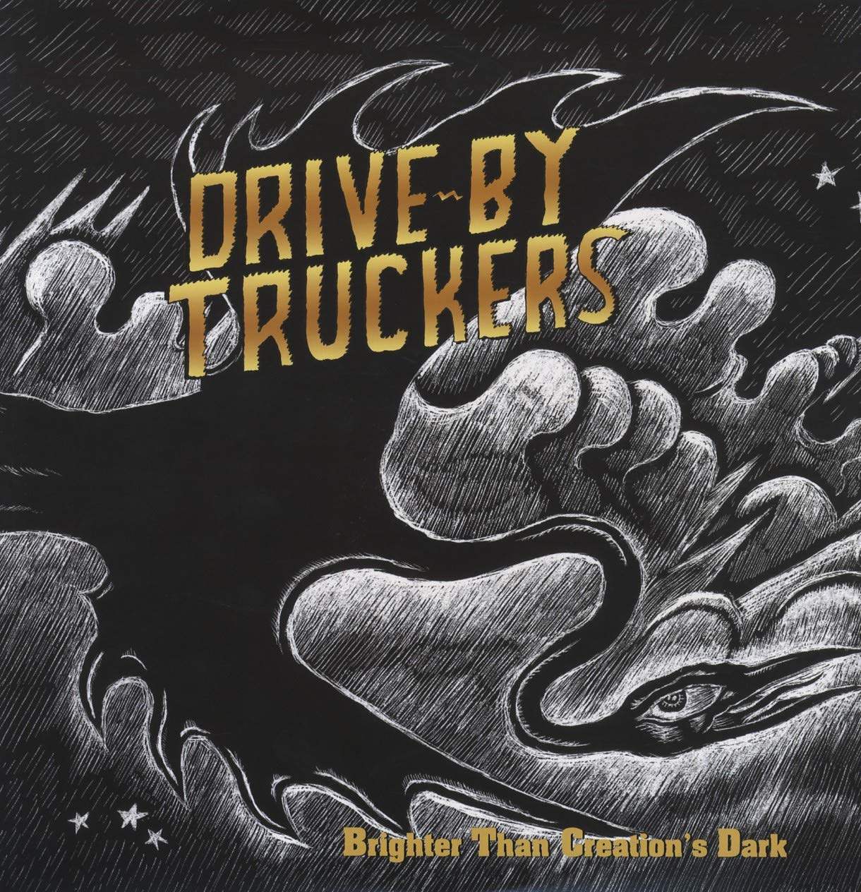 Drive-By Truckers/Brighter Than Creation's Dark [LP]